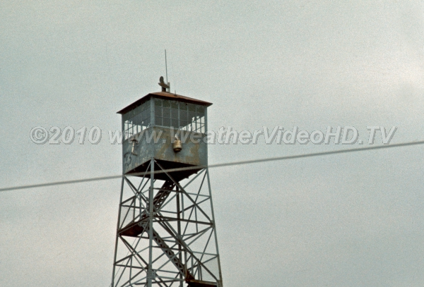 Fire Tower Before lightning detection systmes, there were more manned fire spotting towers in forests