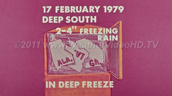 Weather Diary  17 February 1979