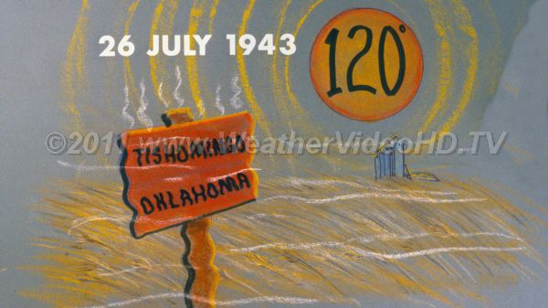 Weather Diary  26 July 1934 Hotter Sooner.