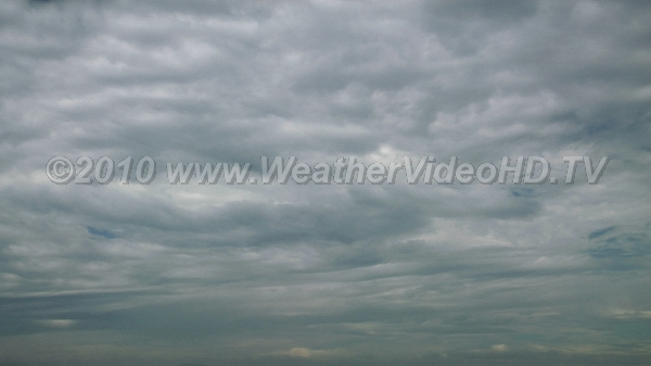 Active Altocumulus Wave motions in mid-level clouds