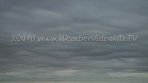 Stratocumulus Asperitas Wave motion in an inversion surface in which a cloud layer forms