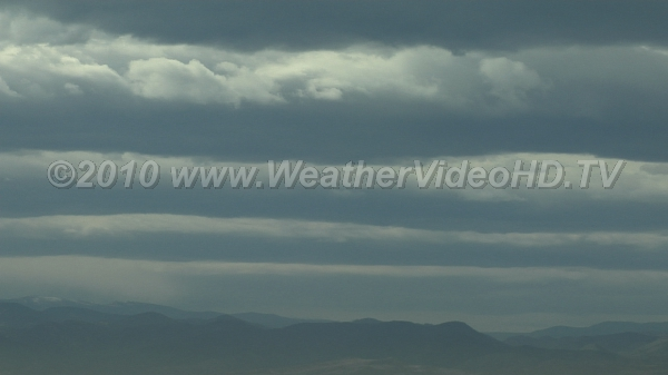 Rotor! Lee wave troughs and crests downwind of the Rocky Mountains