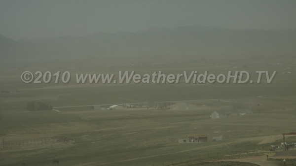 Blowing Dust Winds gusting over 50 mph carry clouds of lose soil for tens of miles
